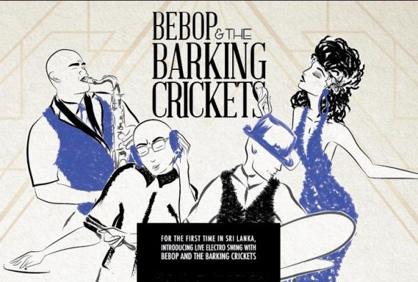 Be Bop and the Barking Crickets